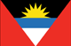 Antigua und Barbuda Flag
