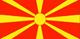 Mazedonien Flag
