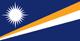 Marshall-Inseln Flag