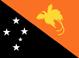 Papua-Neuguinea Flag