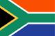 Südafrika Flag