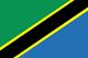Tansania Flag